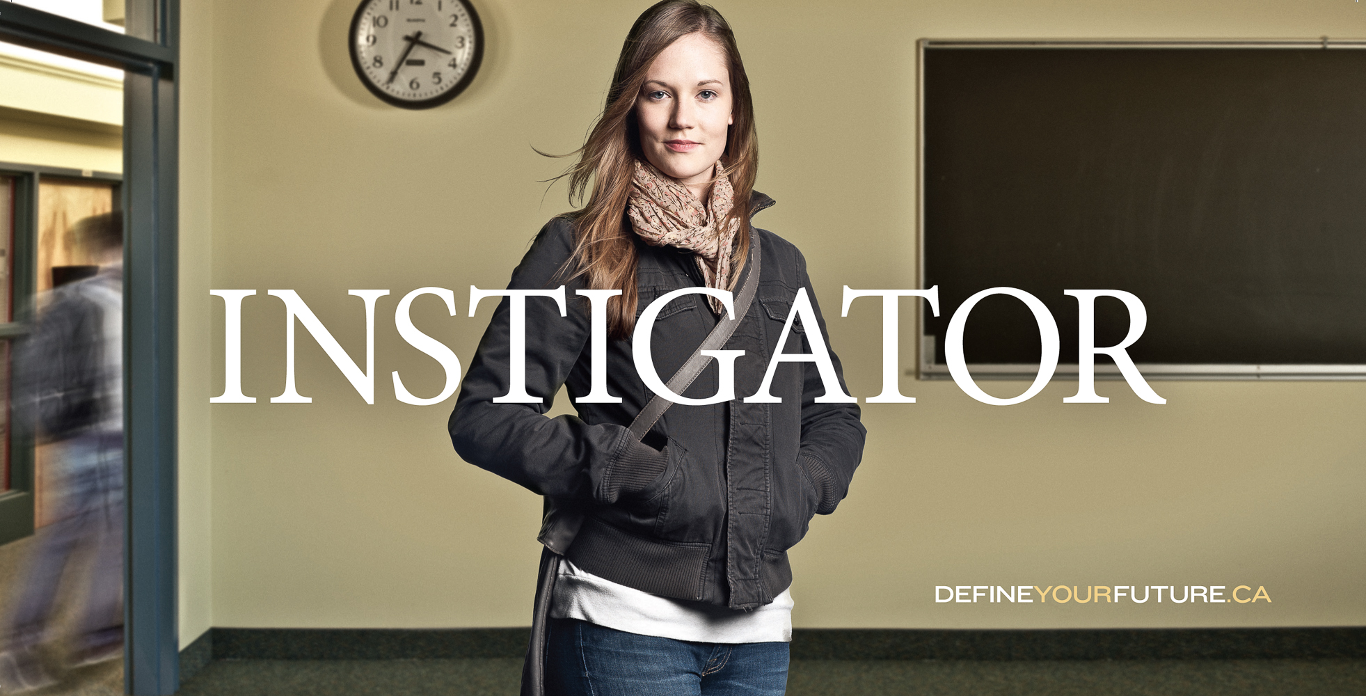 University ad by Winnipeg commercial photographer 5