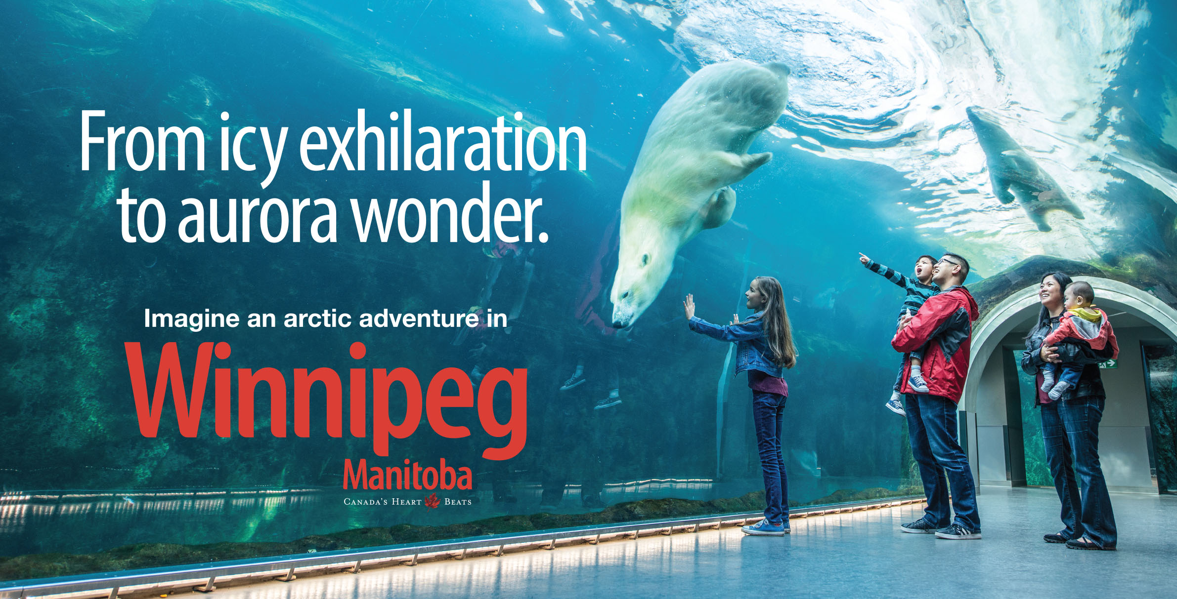 Travel Manitoba.  Photography by Thomas Fricke, Winnipeg commercial photographer.  Concept by McKim.