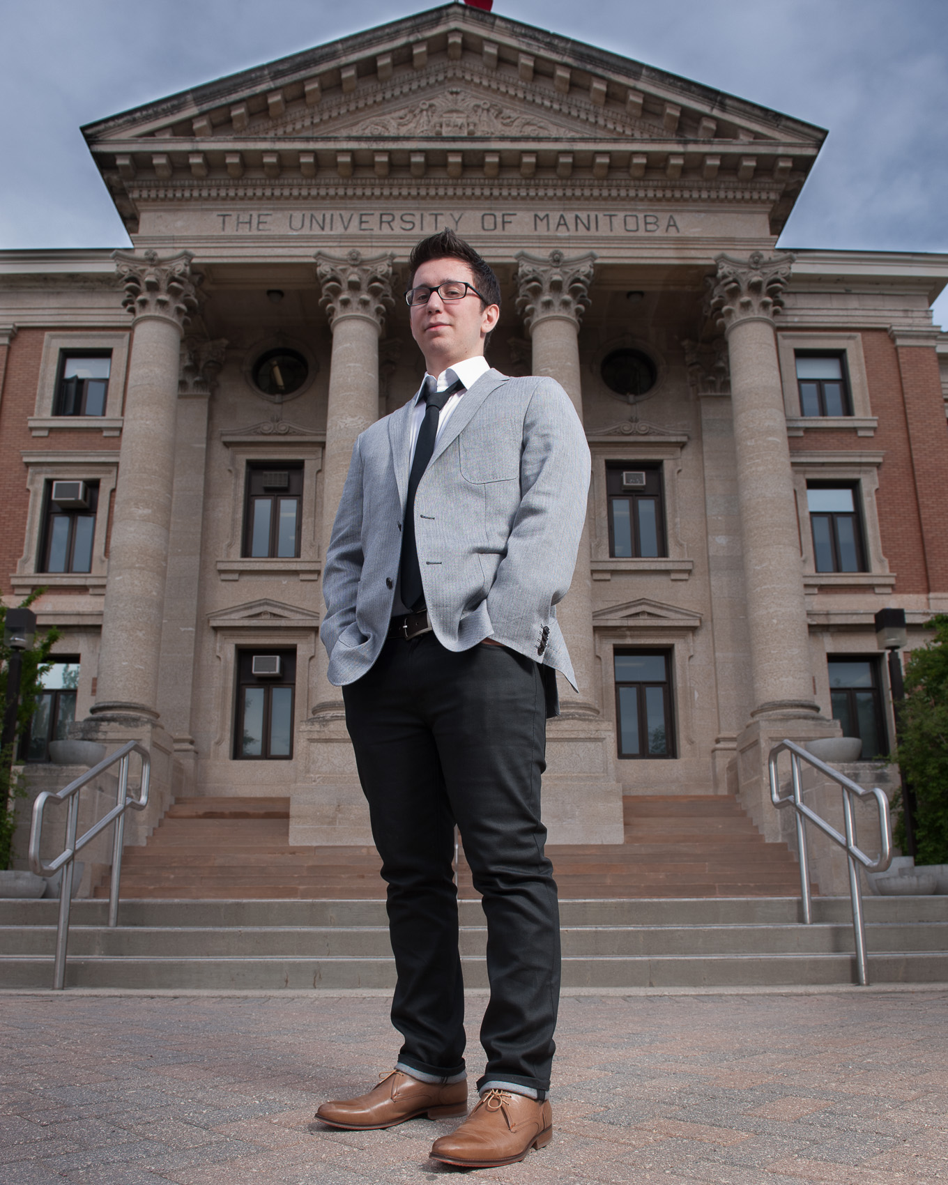 university of manitoba student commercial photographer Thomas Fricke