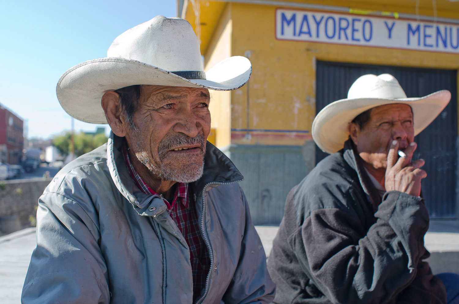 Mexican cowboys by Winnipeg travel photographer
