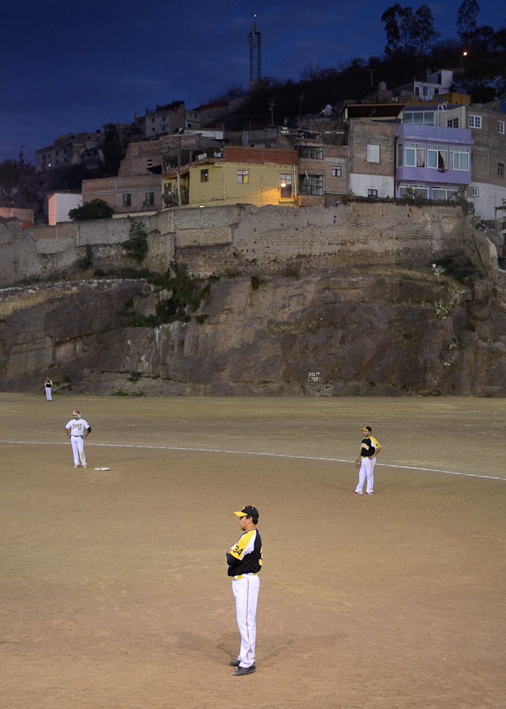 Guanajuato baseball by Winnipeg travel photographer