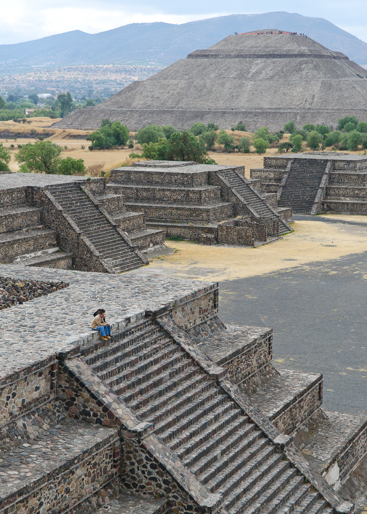 Teotihuacan by Winnipeg travel photographer