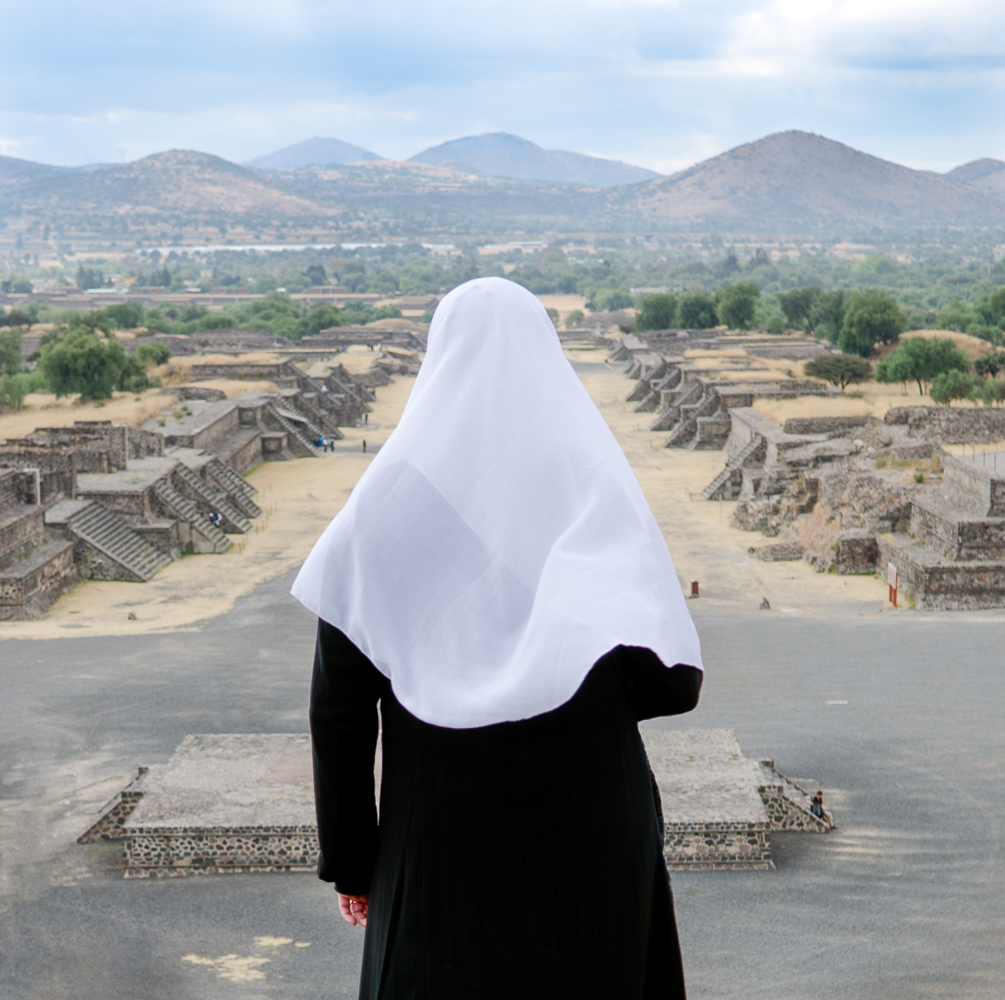 Teotihuacan pyramids by winnipeg editorial photographer