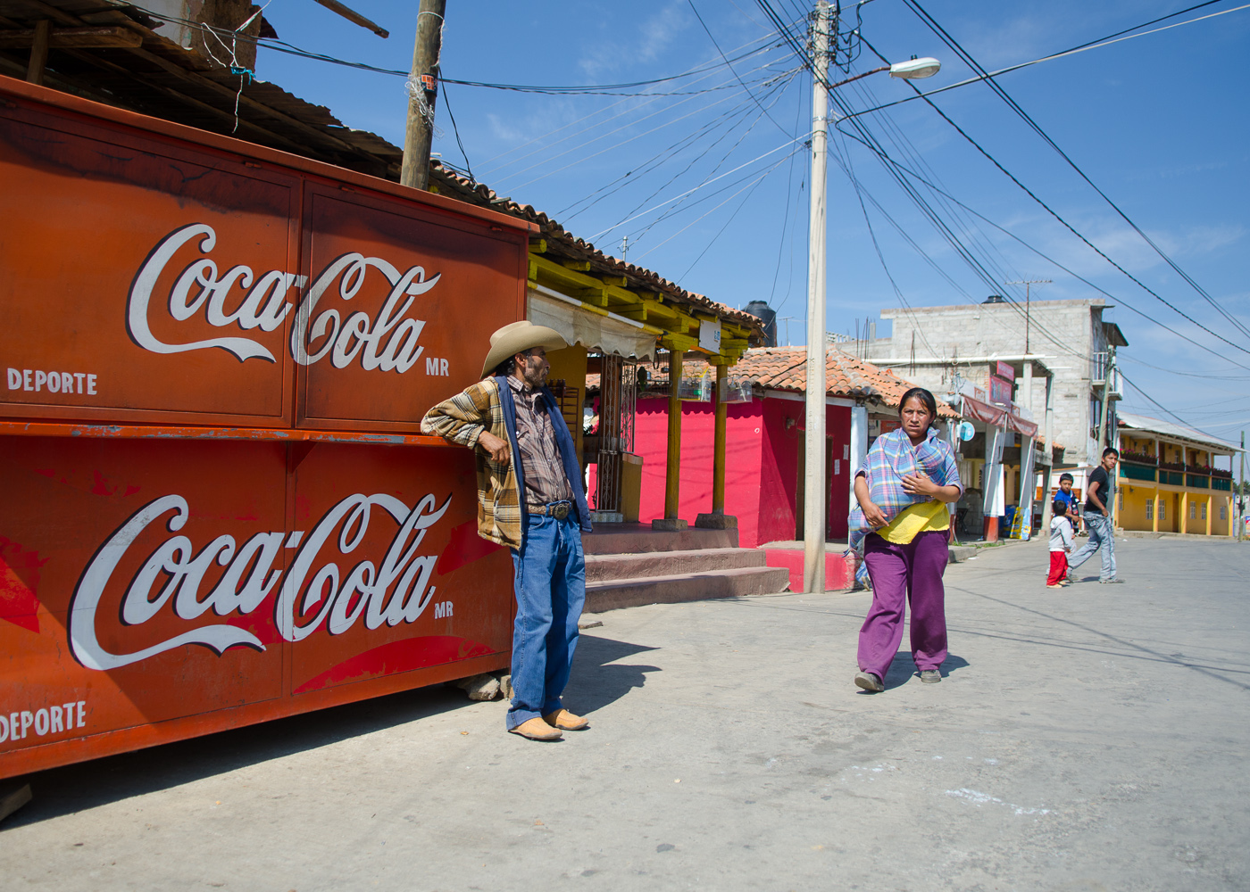 Mexico Coke by Winnipeg travel photographer